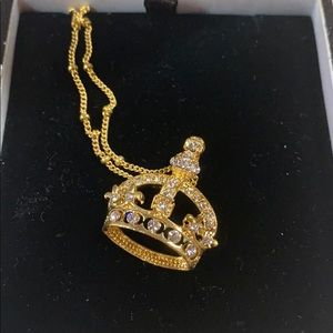 Jewelry - Crown Necklace from London